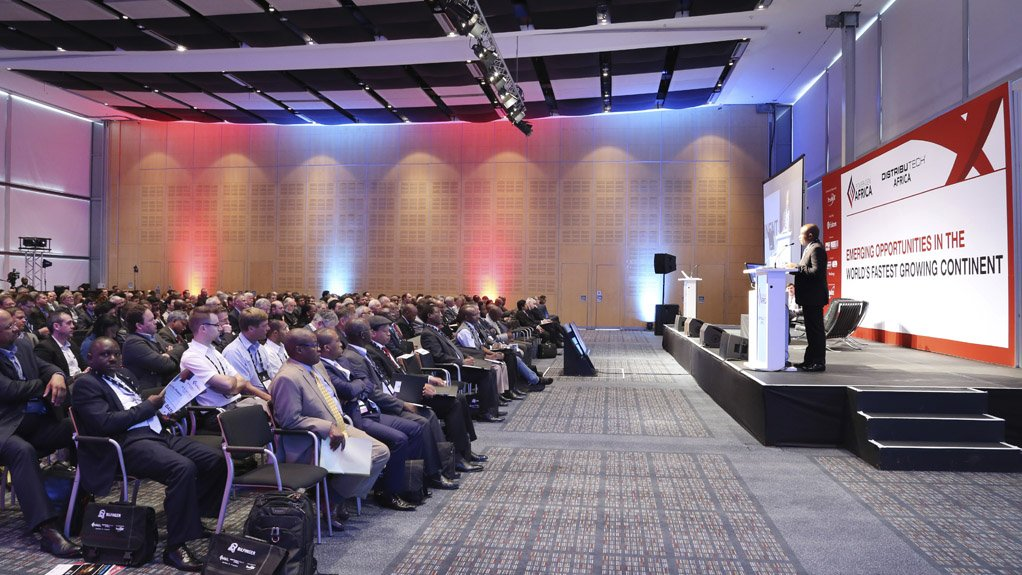 COLLABORATIVE APPRAOCH POWER-GEN & DistribuTECH Africa presents an opportunity for opening dialogues between utility leadership, investors, politicians, shareholders and stakeholders