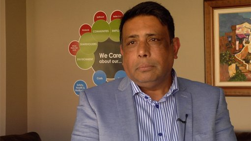 Illegal mining a substantial burden on South African economy, warns Sibanye