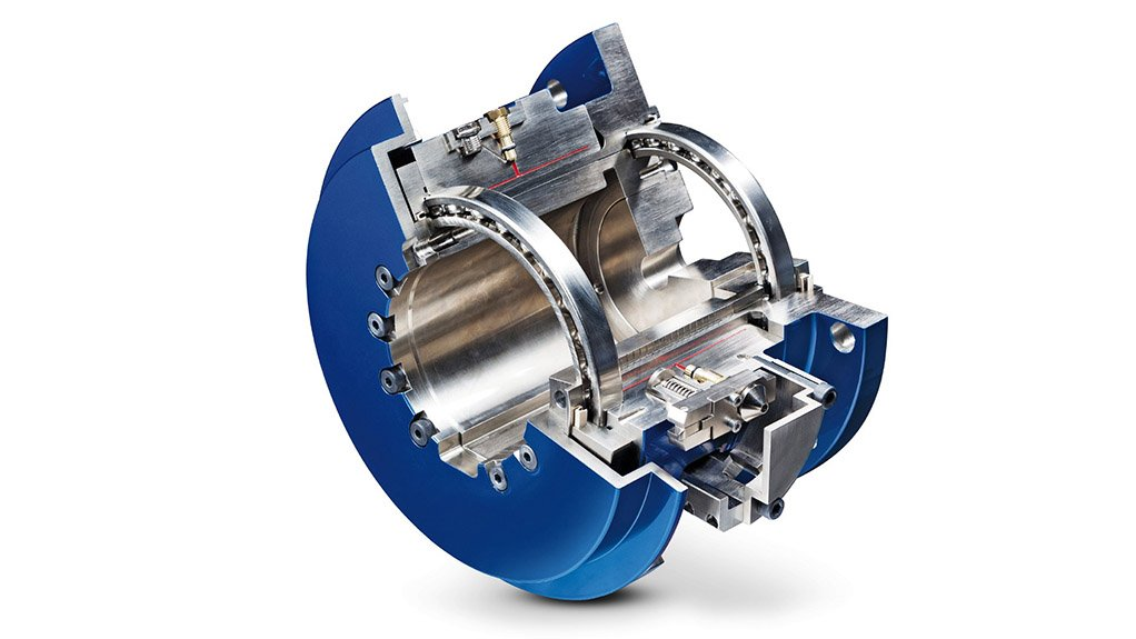 SMARTSET COUPLING Voith also presented the SmartSet torque limiting coupling at the POWER-GEN Europe 2017 conference