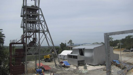 SA company designs shaft hoisting infrastructure  for Philippines gold mine