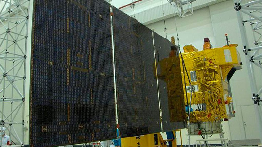 The joint Brazilian/Chinese CBERS-4 satellite will form part of the planned Brics virtual EO constellation
