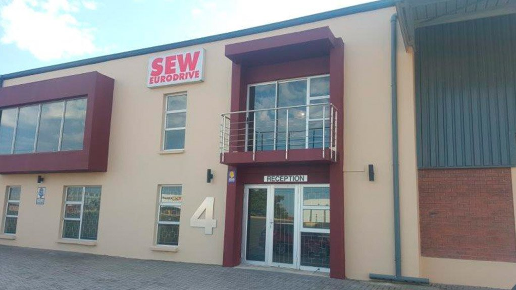 New premises for SEW-EURODRIVE PE to cater for growing Eastern Cape market