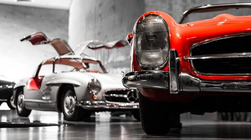 The nine lives of a South African auto show