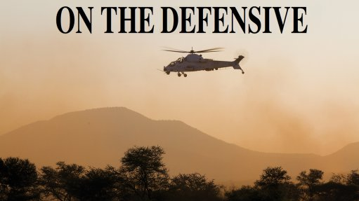 South Africa's defence industry faces serious challenges but also sees future opportunities