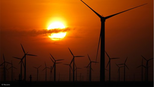 World energy investment drops for second consecutive year