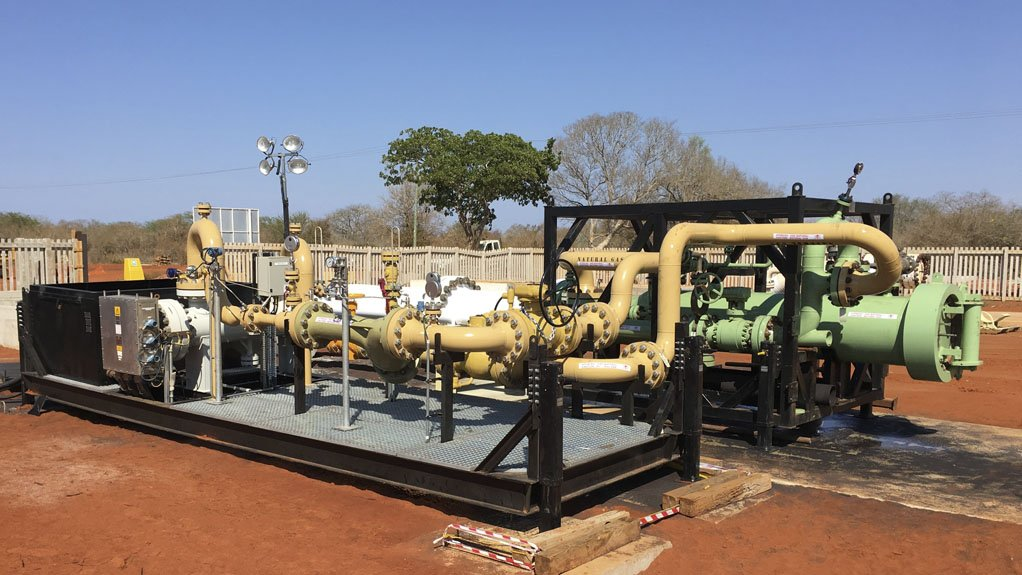 HEATER SKID Energas technologies's heater skid contains a thyristor controller, which monitors gas temeperature at the outlet of the control valve