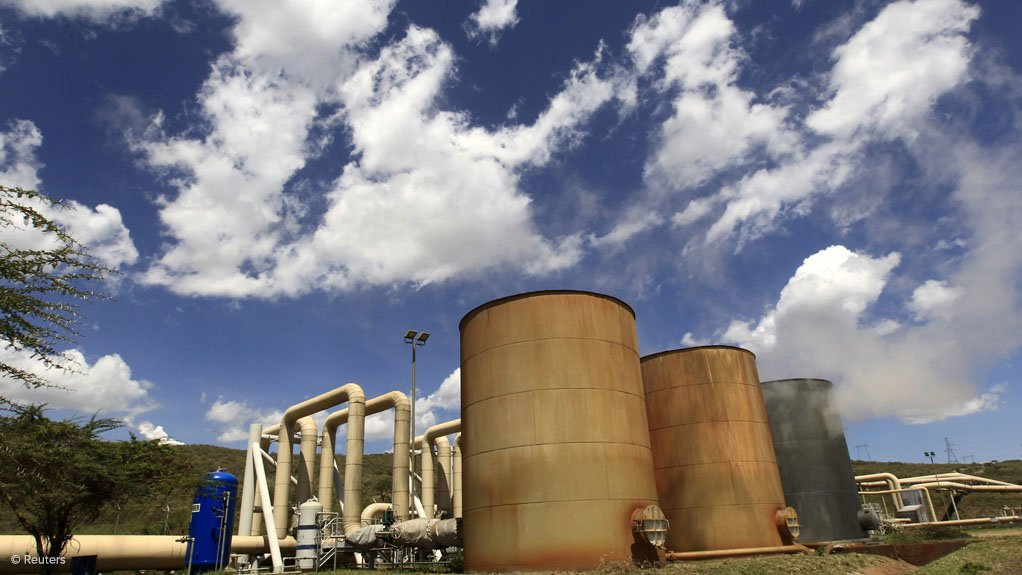 IMPROVED ALTERNATIVES Kenya is making use of diverse alternative energy sources, such as geothermal electricity