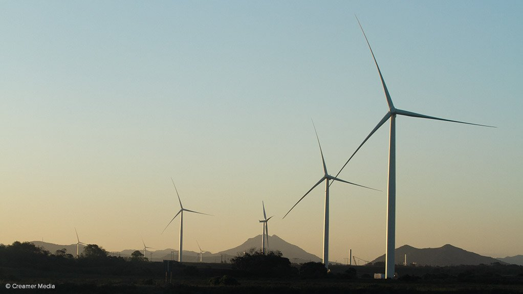 VARIABLE ENERGY Using gas as an energy source could assist in balancing out the variable nature of renewables such as wind and solar power