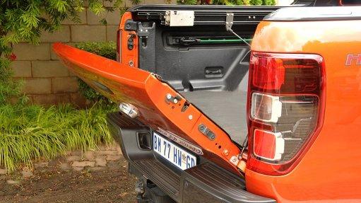 SA-designed bakkie tailgate damper gaining traction in Australia