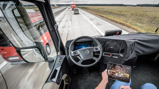 A million self-driving vehicles on the road by 2030, says Frost & Sullivan
