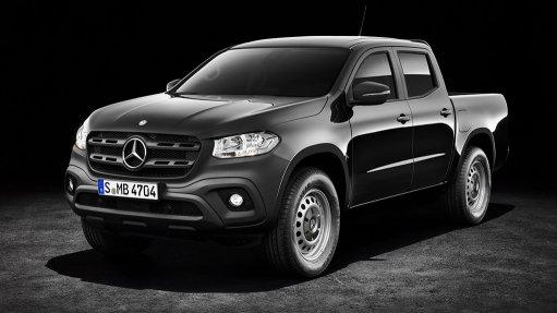 Mercedes-Benz lifts veil on production version of new X-Class bakkie
