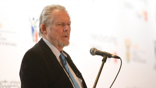 Trade and Industry Minister Dr Rob Davies