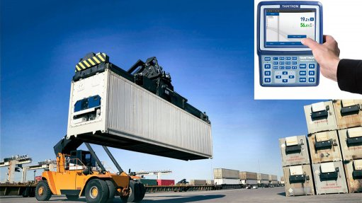 WEIGHT MANAGEMENT Weighing takes place during normal operations without interrupting or slowing down the workflow at seaports or container depots