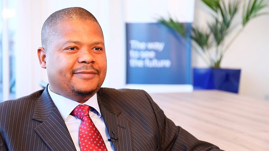 SENER regional MD Siyabonga Mbanjwa