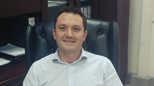 JULIEN VAN NIEKERK AR Controls has invested heavily in IncoValve & Controls to stimulate new product development