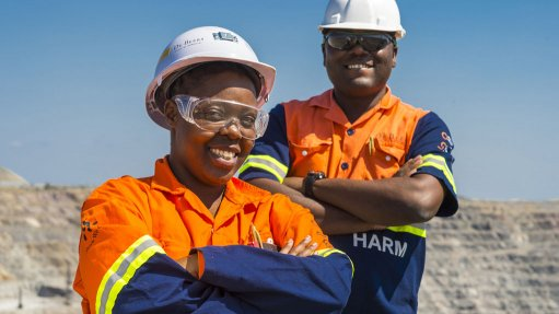 Role models essential for women in mining