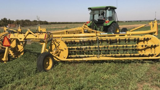 Equipment drives  farming sustainability