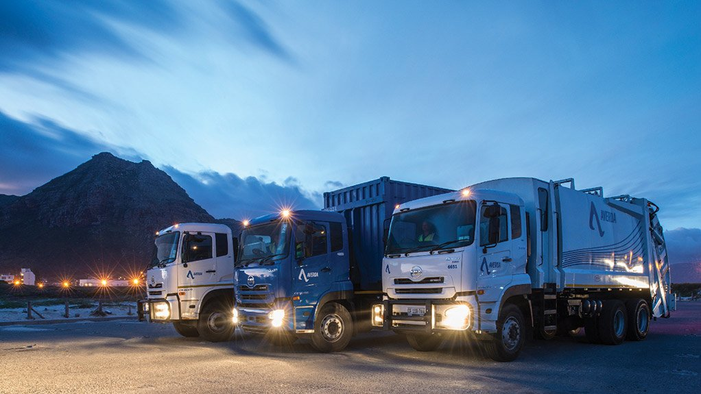 WASTE MANAGEMENT Waste management multinational Averda is investing in local operations