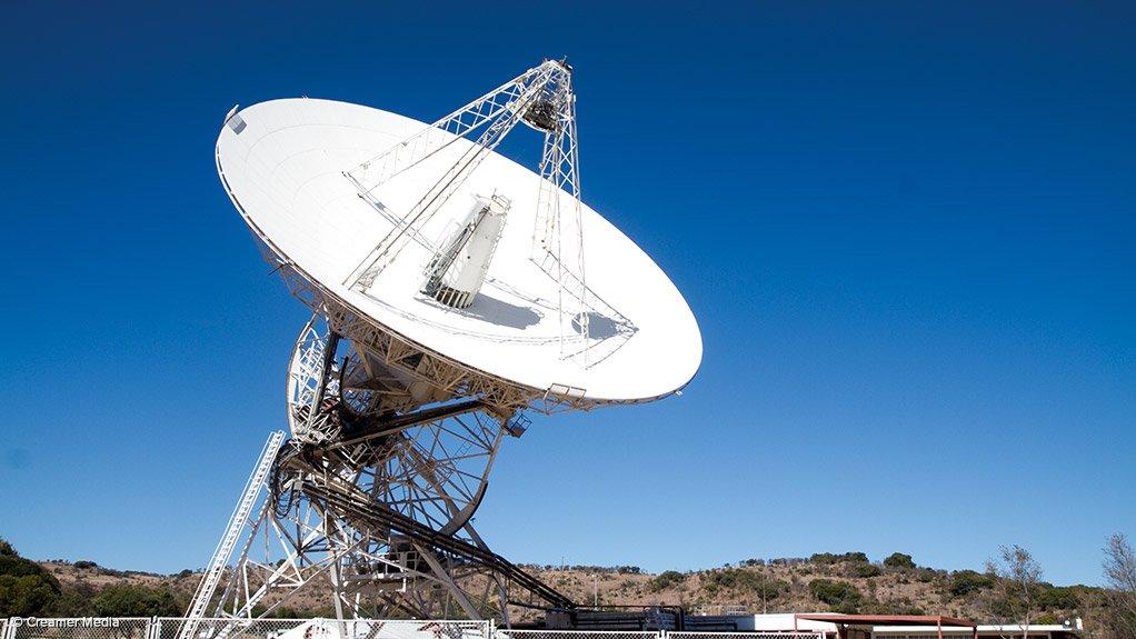 HartRAO's main antenna
