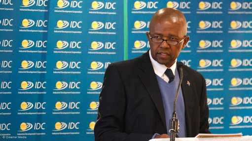 IDC reports strong rise in support for black industrialists as disbursements fall