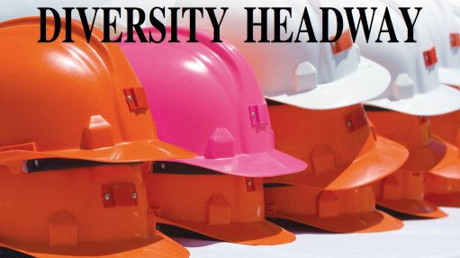 Women representation increases from 'extreme minority' to 13%-plus of SA's mining workforce