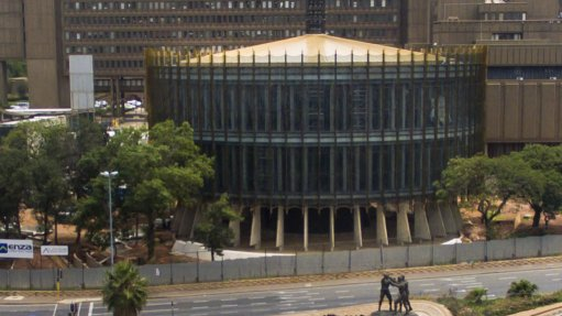 Joburg Council Chamber's innovative design receives recognition