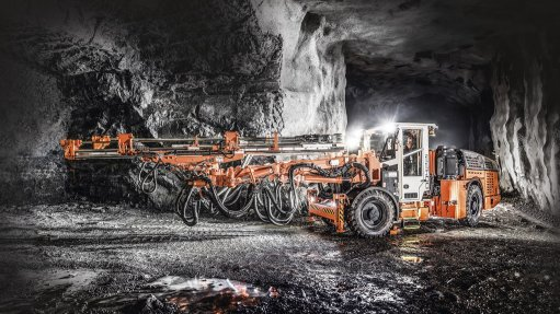 Local mine to adopt new generation jumbo drill rig