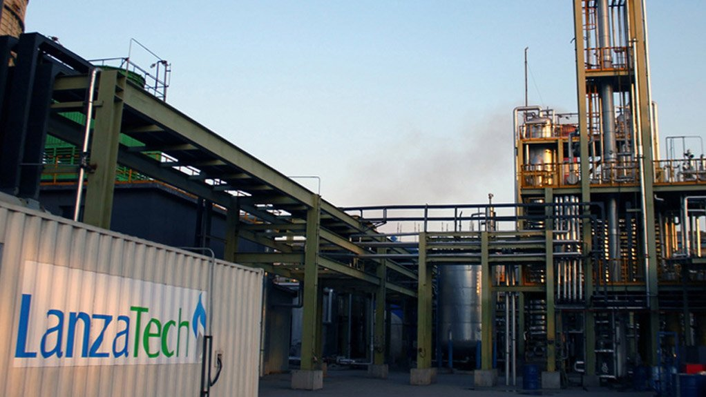 IMMITATION GAME LanzaTech's Chinese facility will produce fuel grade ethanol from captured steelmaking off-gas and Swayana hopes to implement this strategy in South Africa