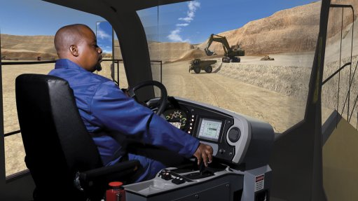 Simulators to facilitate training  on new mining equipment
