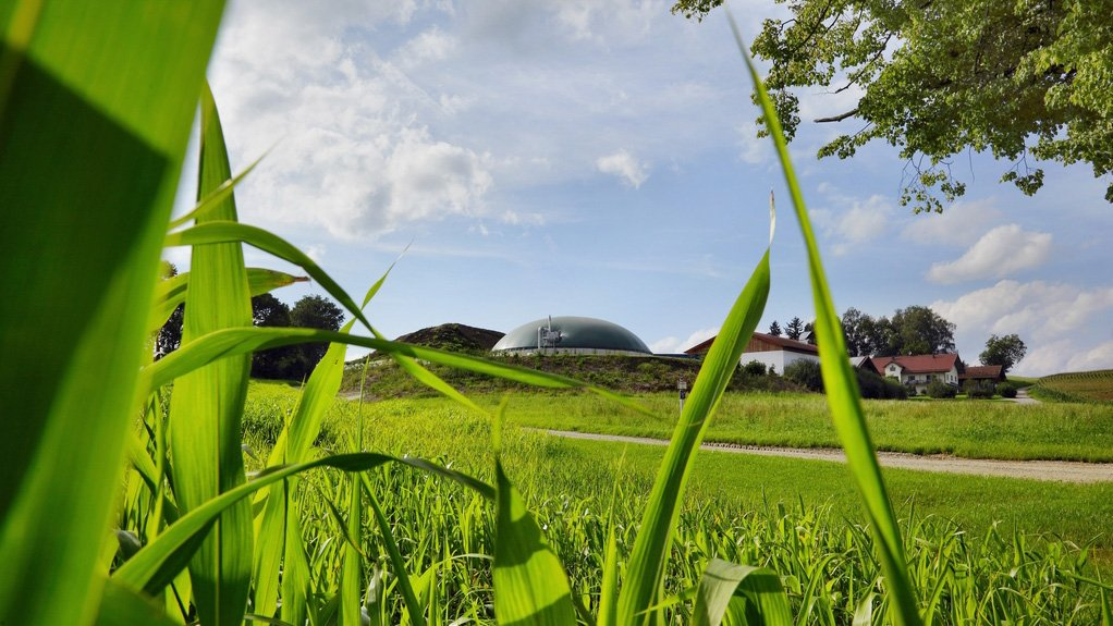 AGRICULTURAL BENEFITS A booming biogas industry will create jobs and ensure greater job security within the agricultural sector