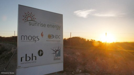 Sunrise Energy's R1bn LPG storage facility to boost energy security, downstream competition