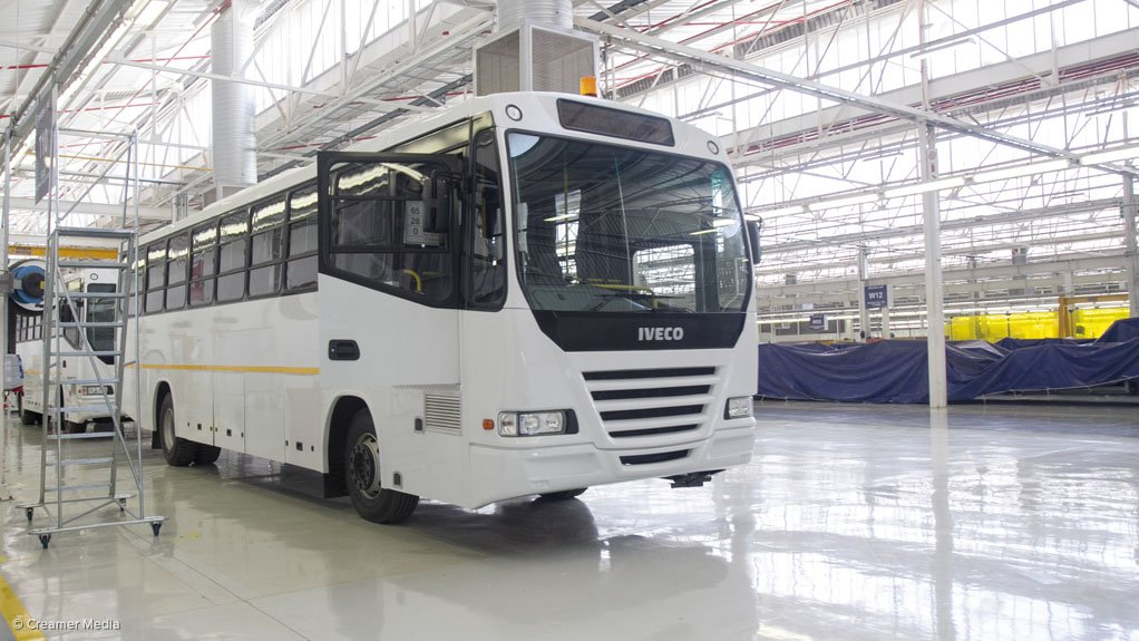 SPACIOUS TRAVEL Kingsmead College recently invested in a large Iveco bus to better accommodate learners transported for sports and cultural events