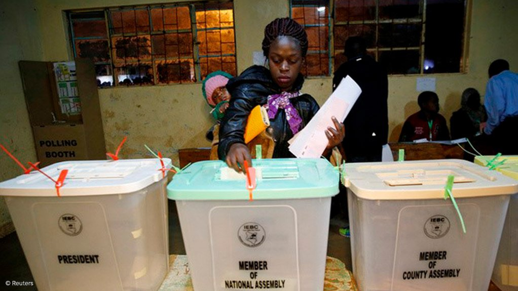 Kenya election final results expected Friday