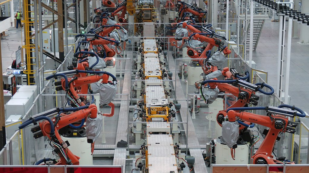 ADVANCED TECHNOLOGY  New technology is making the automation of plants easier