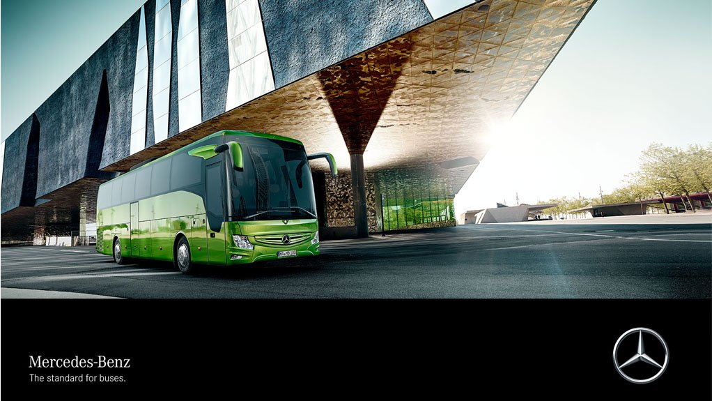 GRAND TOURISMO The Mercedes-Benz RHD saves fuel consumption by 4.5%