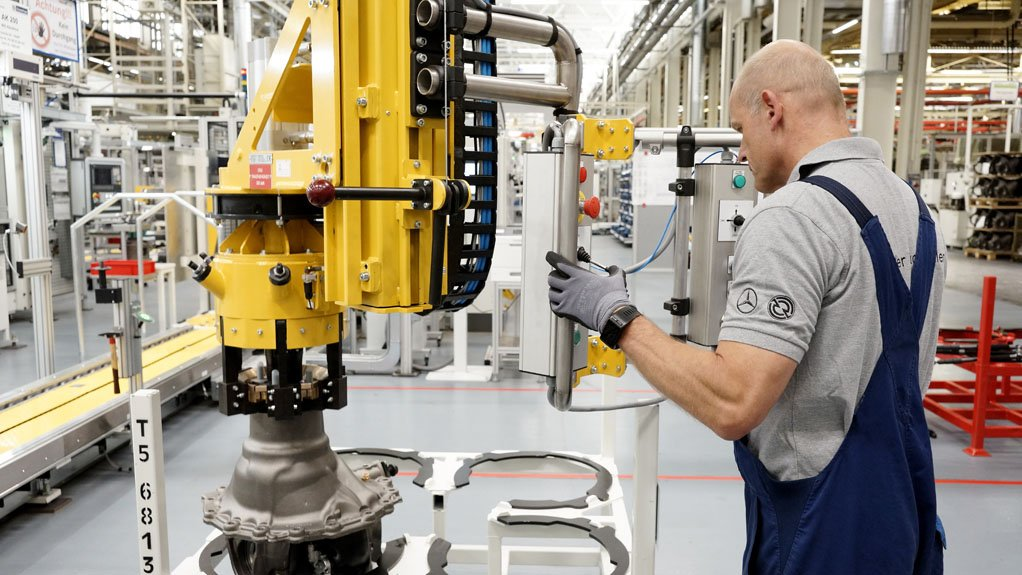 ABUNDANT EMPLOYMENT The Kessler plant in Germany employs 3 000 employees, and have recently introduced an ultra-modern assembly line