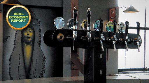 Industrial gas supplier showcases commitment to craft beer market