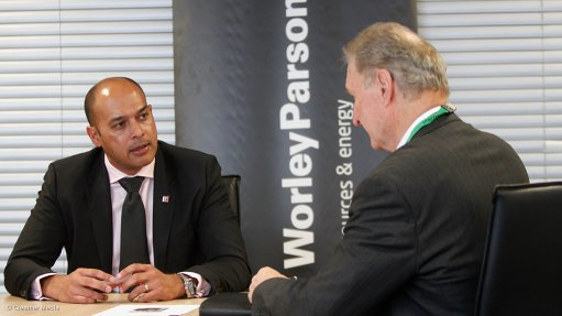 WorleyParsons developing black enterprises
