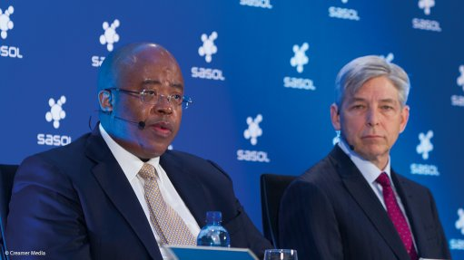 Sasol review may result in sale or closure of assets, but no 'fire sale'
