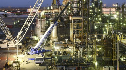 Strategic planning ensures successful turnaround on  refinery upgrades