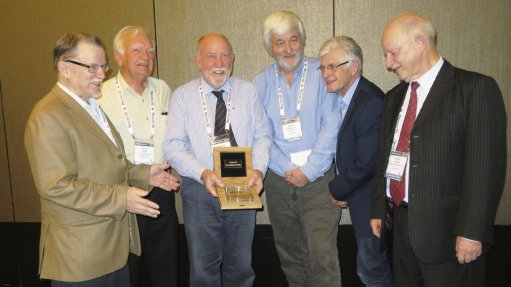 South African professor wins sampling award