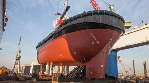 TNPA names latest new tug Usiba