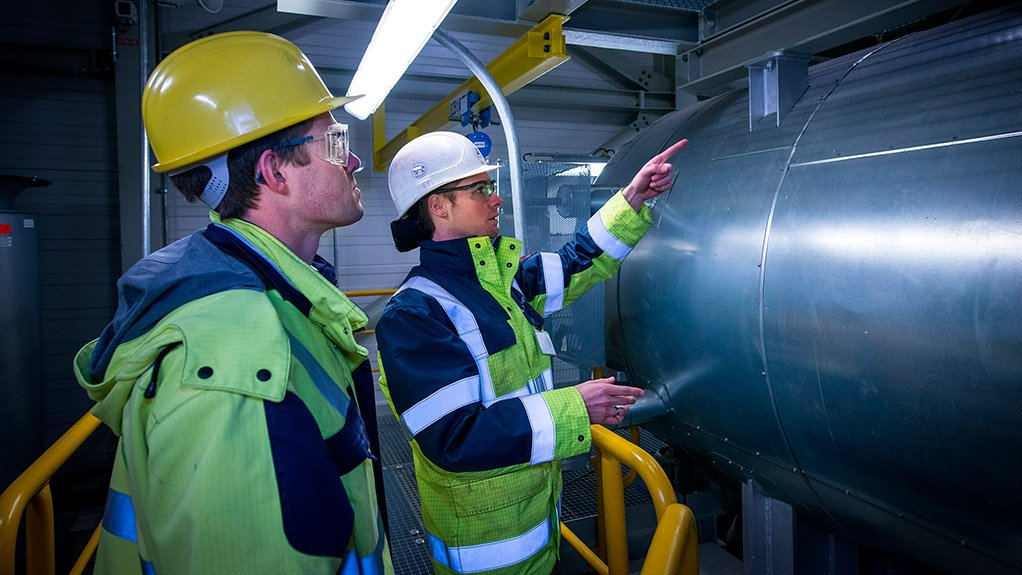 QUALITY AND SAFETY ASSURANCE The inspection process drew on the requirements of national pressure equipment regulations and international health and safety standards