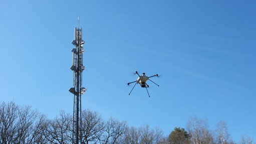 Drones ensure effective tower inspection