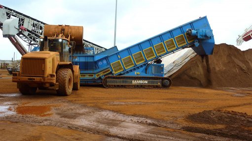 Zambian interest  in heavy-duty equipment range