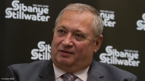Palladium-propelled US buy quickly paying its own way – Sibanye-Stillwater