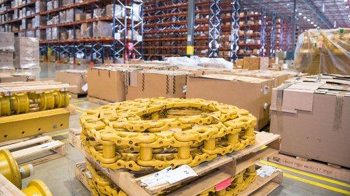 Caterpillar inaugurates new Joburg parts distribution centre