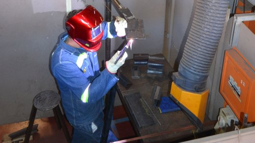 Welding key in driving economic growth