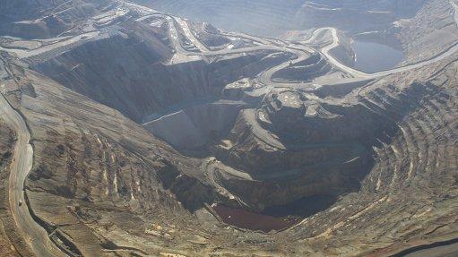 Chino mine, US