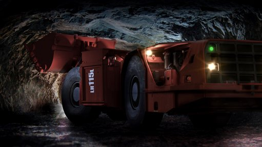Sandvik invests in local equipment facility, launches new  low-profile load haul dumpers